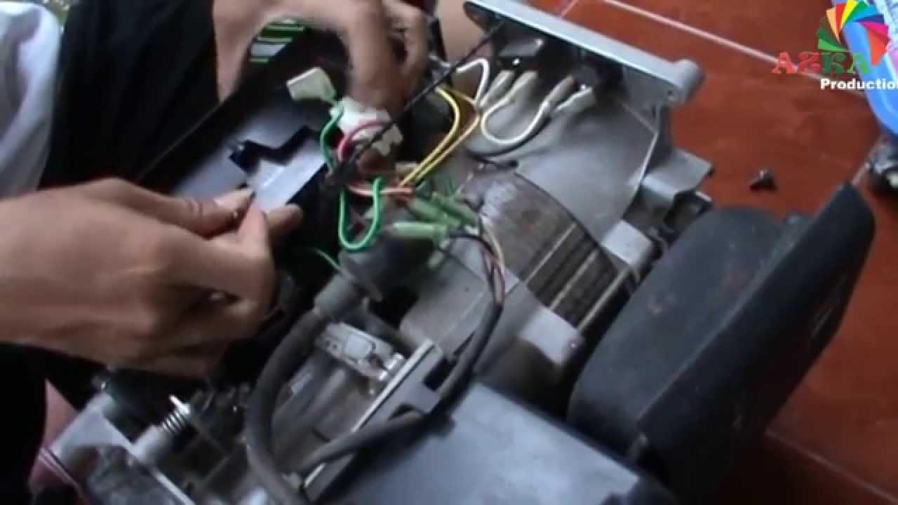 Cara Memperbaiki Genset Yamaha Et950 Diy Repair Generator