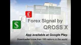 [Android App] Forex Signal by QROSS X