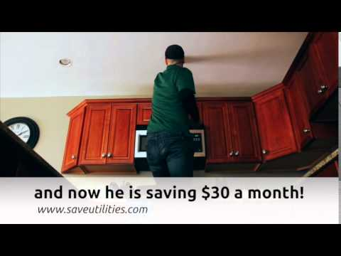 He had a No-Cost Home Energy Assessment!