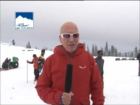 Chris from Switzerland tells you why Gulmarg is the No. 1 skiing resort in the world.