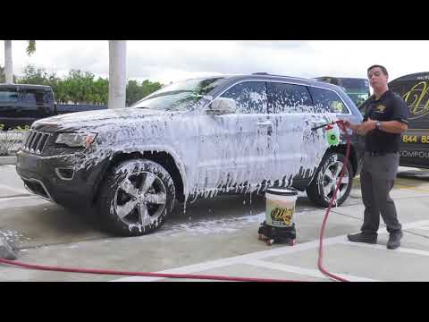Foam Gun For Washing Car - McKee's 37