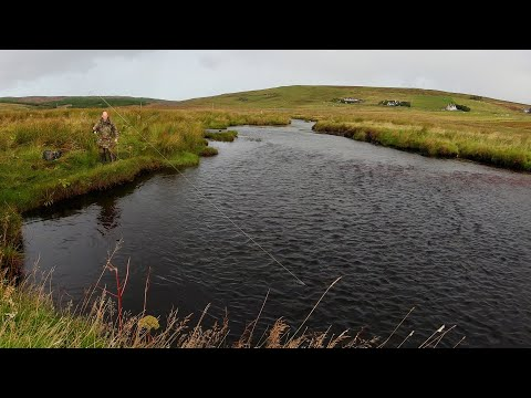 Fishing The River Gress And The River Creed In The Outer Hebrides