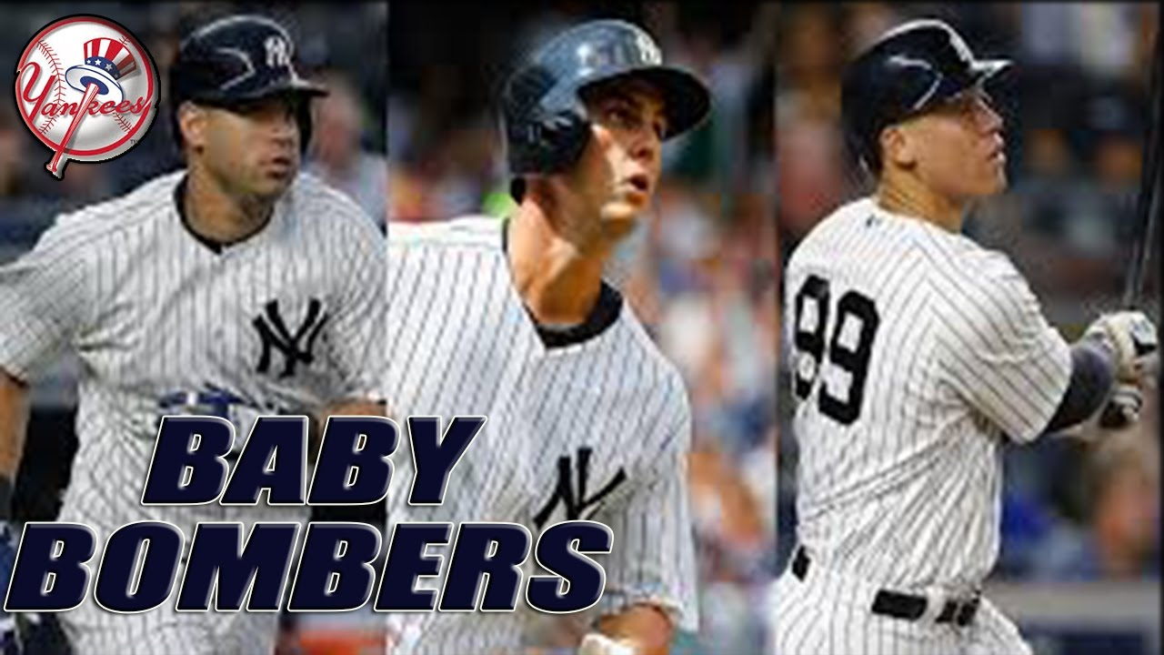 38a0127f1 New York Yankees Highlights || Baby Bombers || 2017 Hype Mix ᴴᴰ ...