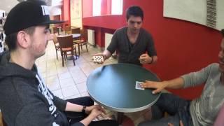 Chillen mit Sascha - Zauberei mit Marcel und Alex bei Nicos 1 Millionen Abo Special