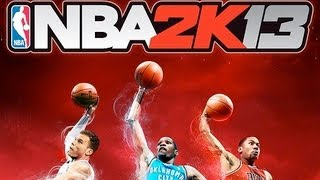 NBA 2K13 Gameplay [ PC HD ]