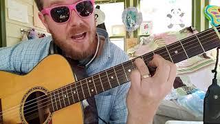 Tom Walker - Just You and I // easy guitar tutorial beginner Video