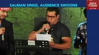 Salman Performs Hero