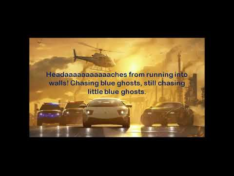 NFS Most Wanted OST (2012): Blue Ghosts - Riverboat Gamblers w/ lyrics
