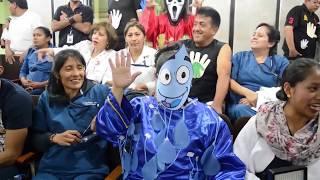 Primer concurso de lavado manos / Rehabilitaci