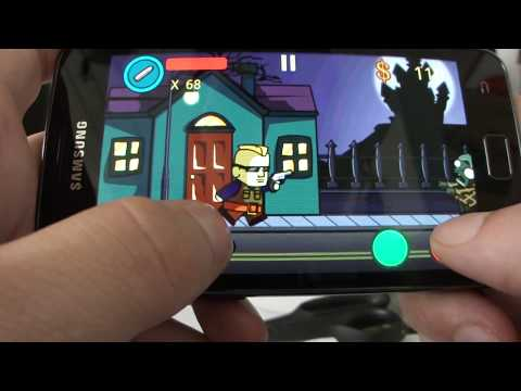 Zombie Village android gameplay HD - AndroidGaming.nl
