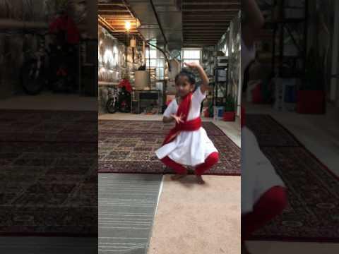 Aanya Punnupu Dance