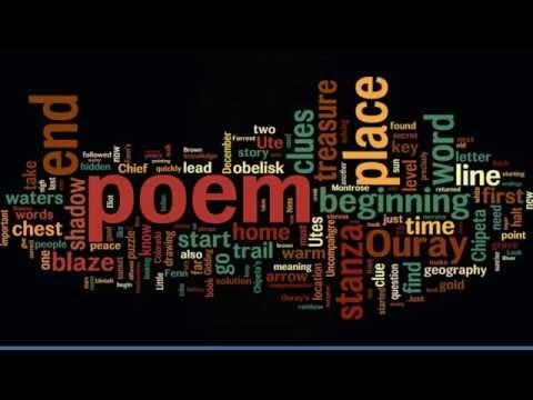 Fenn Treasure Poem Solution