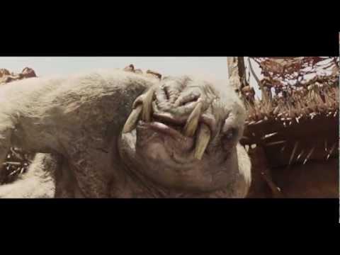 John Carter - White Ape Extended Clip | Official Disney HD