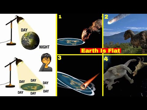 """The Most Hilarious """"Earth Is Flat"""" Memes"""