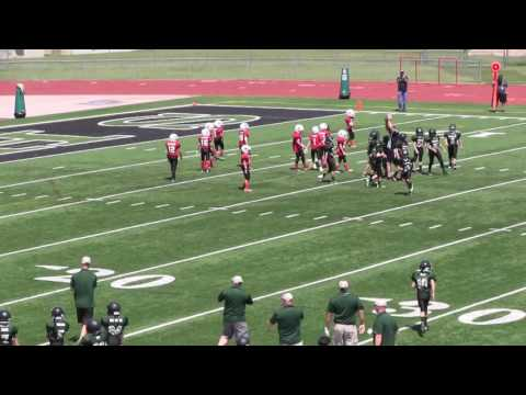 Cedar Park 5th Grade vs. Vista Ridge (A) - 9.10.2016