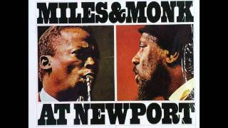Thelonious Monk- Live At Newport- Nutty