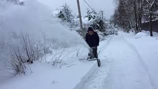 Снегоуборщик Murray ultra 524