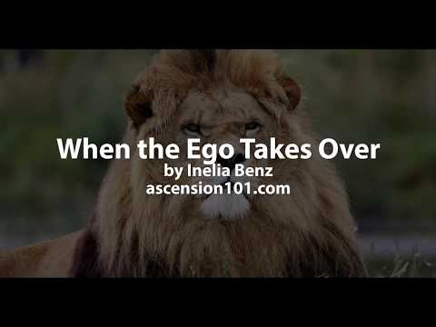 When the Ego Takes Over - Inelia Benz