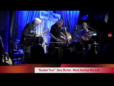 "The Pace Report: ""Guided By Listening"" The Gary Burton Interview wsg Larry Coryell"
