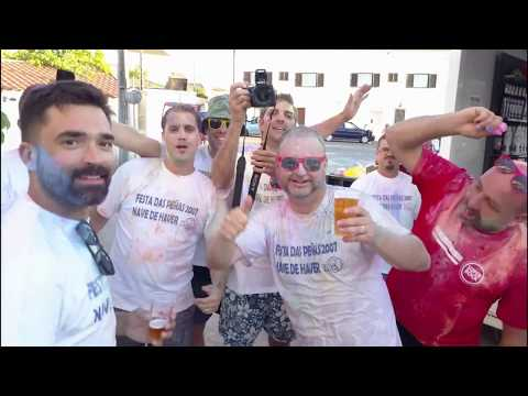 Nave de Haver - Festa das Peñas 2017 | Color Run