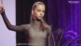 XXV FHMazurkas-Scena Talentów- Irena Bartkowska prezentuje młodą tancerkę Zosię Dzedzej
