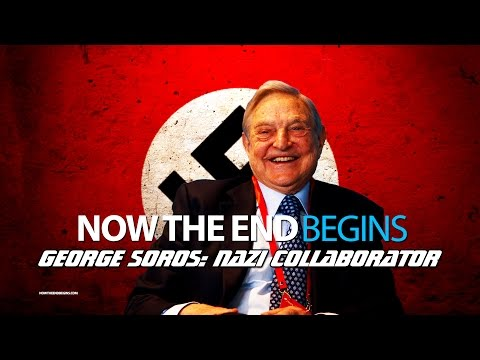 George Soros Interview Where He Admitted He Was A Nazi Collaborator
