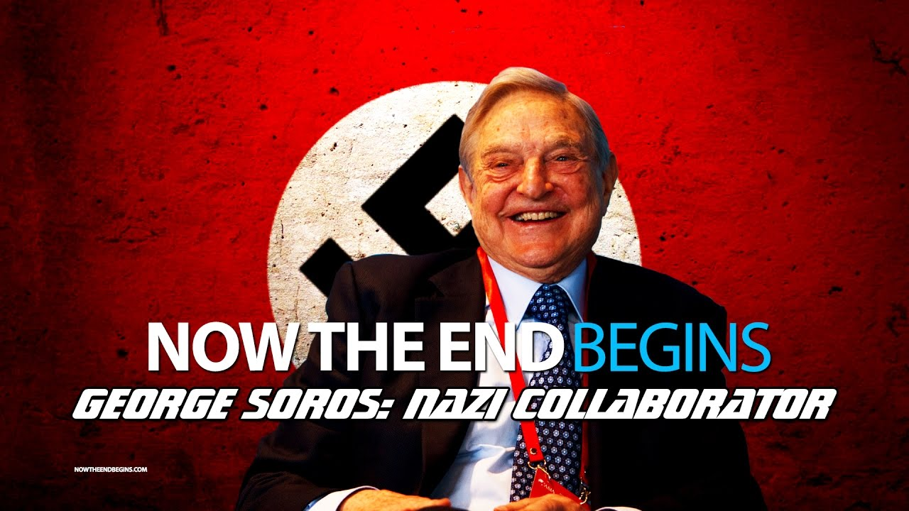 Image result for George Soros Nazi