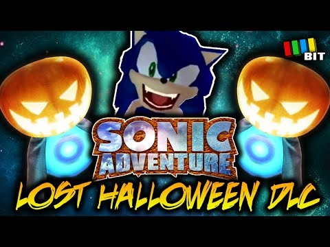 Sonic Adventure LOST Halloween DLC | Mini Lost Bits [TetraBitGaming]