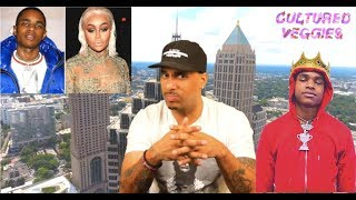 Kid Ink Is Scared To Sleep In Demonic Hotel Room, YNW Melly\'s Mom Parties On A Yacht