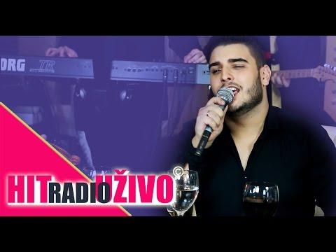DARKO LAZIC - DUSO MOJA SRECO MOJA - ( LIVE ) - ( Hit radio uzivo )