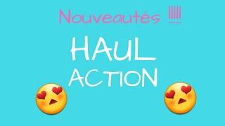 Haul action! Nouveautés 😍😍😍😍