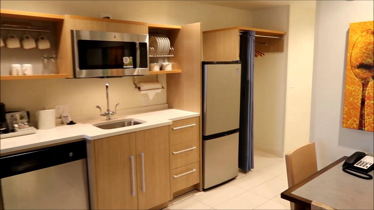 Home2 Suites By Hilton Destin Florida Usa Hotel And Room Tour