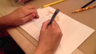 Дружба это чудо моя сестра рисует радугу(Радуга., 2013-04-20T18:53:23.000Z)