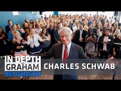 Charles Schwab: I'm Never Selling This Company