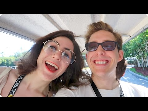 Universal Studios YouTuber Takeover for Playlist Live 2017 | Evan Edinger Travel
