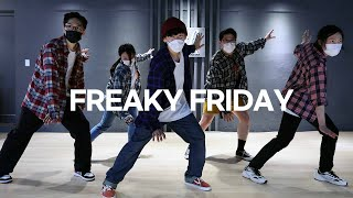 HIPHOP CHOREO Class from RIBO l Lil Dicky - Freaky Friday feat. Chris Brown