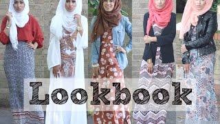 Lookbook | Summer/Autumn 2015 | Maxi Skirts and Long Dresses Edition | Sebinaah
