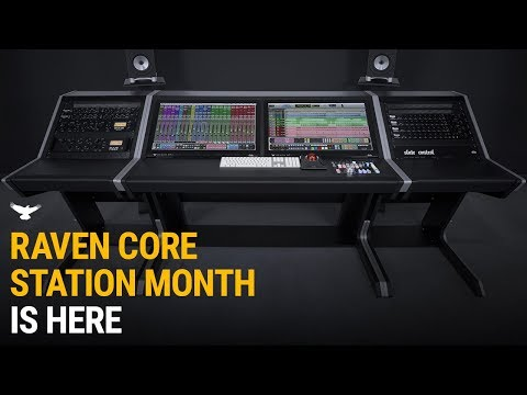 RAVEN CORE Station Month is HERE ?⚡️