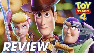 Review phim TOY STORY 4 (Câu chuyện đồ chơi 4)