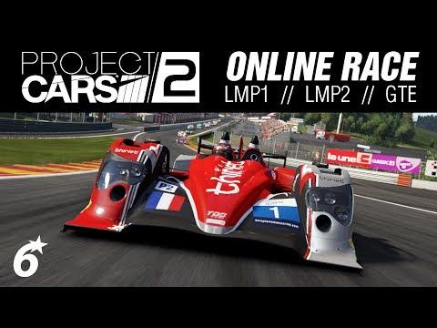 Project Cars 2 | ONLINE RACE - WTF Penalties