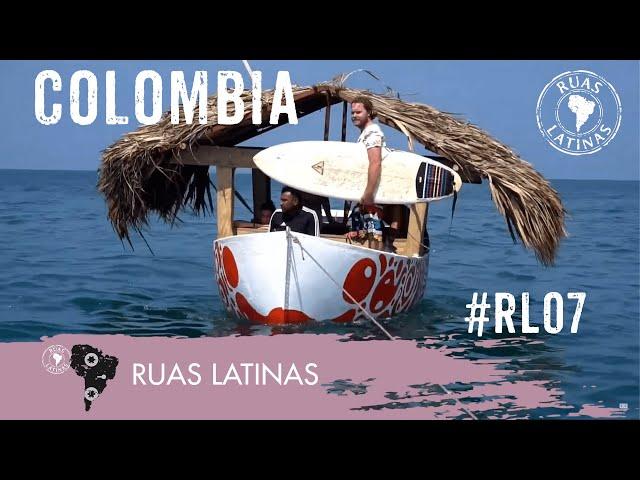 Ruas Latinas - Episódio 7 #laplayitahostel2