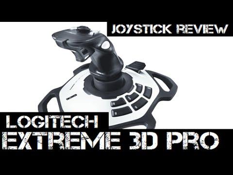Logitech Extreme 3D Pro Joystick Review