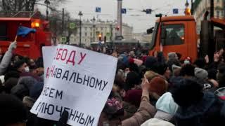 Песков предложил оспорить штраф глухонемому мужчине за выкрики лозунгов