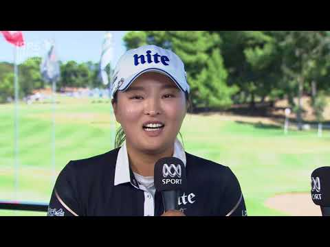 Round 2 highlights 2018 ISPS Handa Women's Australian Open
