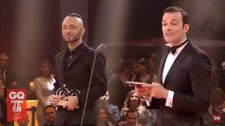 Jabbar & Deeperise // En İyi Çıkış Yapan Müzisyen Ödülü | GQ Men of the Year 2018 HD