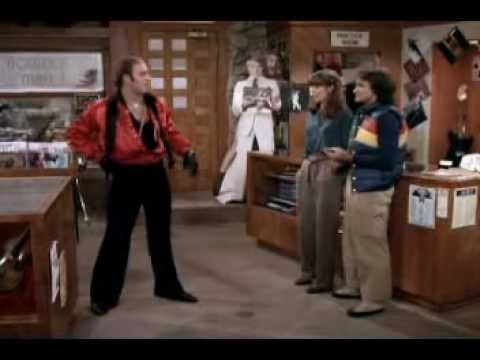 Mork & Mindy - Mork learns about emotions:)