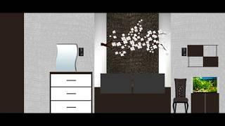 Дизайн және жөндеу однушки 33 м. кв С-Пб (Рептилия 2017)