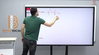 7/1) AYT Matematik Kampı 7. Gün 1. Ders - İntegral 1 - İlyas GÜNEŞ