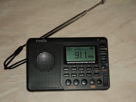 Вопрос: Как использовать коротковолновый радиоприёмник?