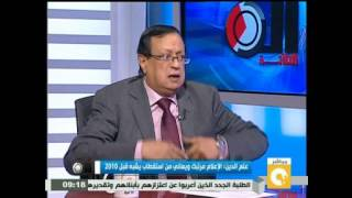 شاهد.. علم الدين: سياسة الصوت العالي تحكم الإعلام المصري بعد ثورة يناير